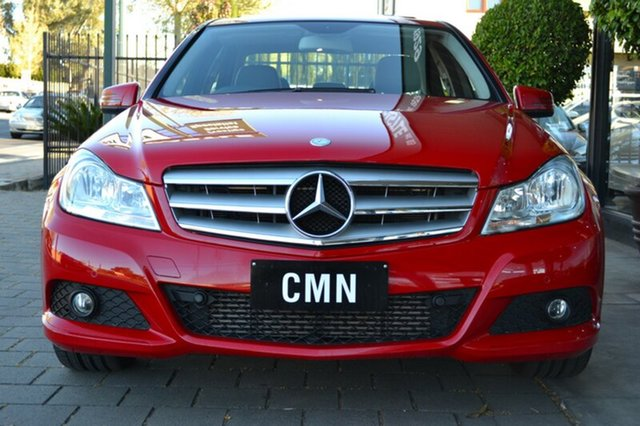 Used Mercedes-Benz C200 BlueEFFICIENCY 7G-Tronic +, Norwood, 2011 Mercedes-Benz C200 BlueEFFICIENCY 7G-Tronic + Sedan