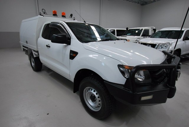 Used Ford Ranger XL Super Cab, Kenwick, 2012 Ford Ranger XL Super Cab Cab Chassis