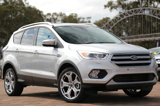 Discounted Demonstrator, Demo, Near New Ford Escape Titanium AWD, Warwick Farm, 2017 Ford Escape Titanium AWD SUV