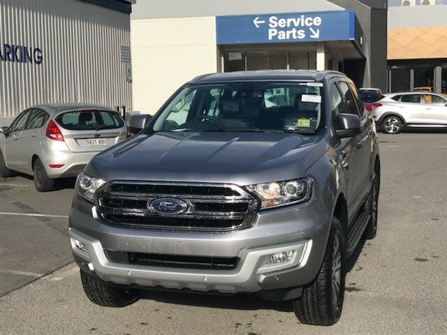 New Ford Everest Ambiente 4WD, Cheltenham, 2017 Ford Everest Ambiente 4WD Wagon