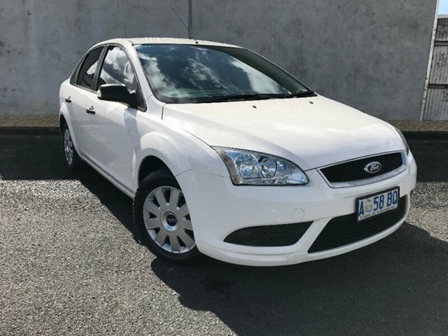 Used Ford Focus CL, Hobart, 2008 Ford Focus CL Sedan