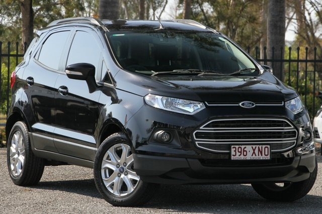 Used Ford Ecosport Trend PwrShift, Beaudesert, 2015 Ford Ecosport Trend PwrShift Wagon