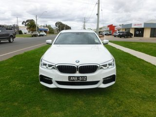 Demonstrator, Demo, Near New BMW 530i M Sport, 2016 BMW 530i M Sport G30 Sedan