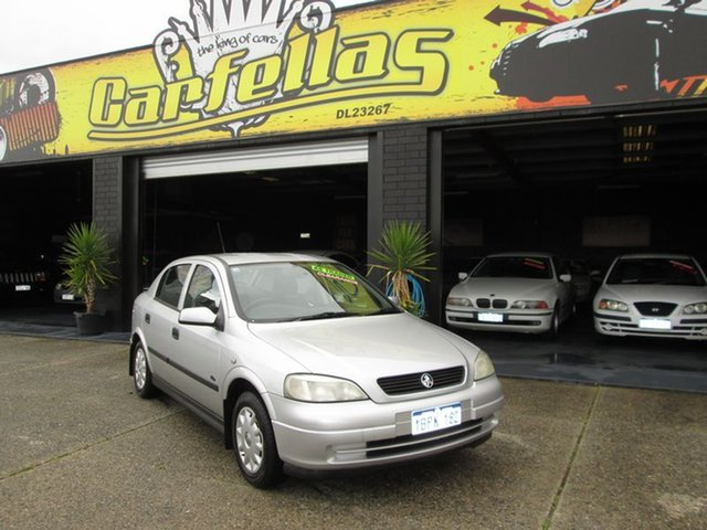 Used Holden Astra City, O'Connor, 2003 Holden Astra City Sedan
