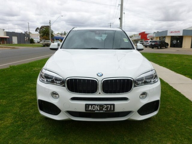 Demonstrator, Demo, Near New BMW X5 xDrive30d, 2017 BMW X5 xDrive30d F15 Wagon