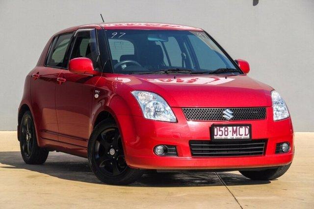 Used Suzuki Swift Z Series, Moorooka, Brisbane, 2006 Suzuki Swift Z Series Hatchback