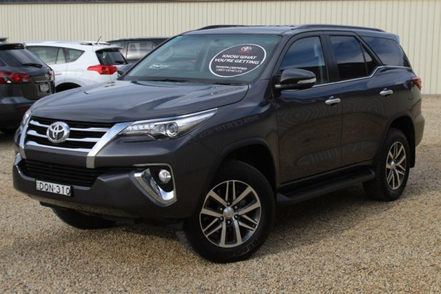 Used Toyota Fortuner Crusade, Bathurst, 2016 Toyota Fortuner Crusade Wagon