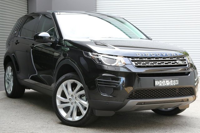 Discounted Demonstrator, Demo, Near New Land Rover Discovery Sport TD4 180 SE, Concord, 2017 Land Rover Discovery Sport TD4 180 SE Wagon