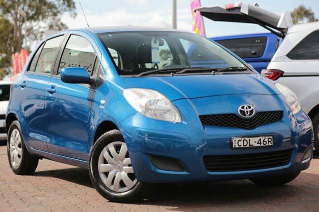 Used Toyota Yaris YR, Narellan, 2011 Toyota Yaris YR Hatchback