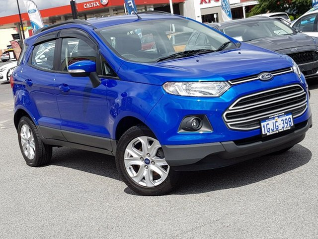 Used Ford Ecosport Trend PwrShift, Morley, 2014 Ford Ecosport Trend PwrShift Wagon