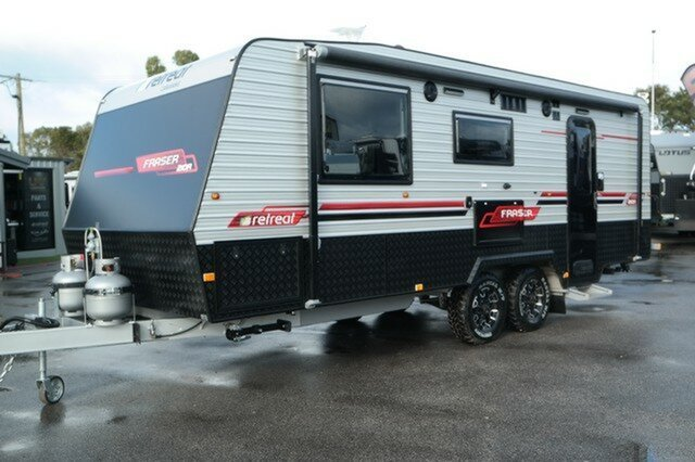 New Retreat Fraser 210R 2018 Model, Barragup, 2017 Retreat Fraser 210R 2018 Model Caravan