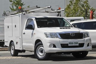 Used Toyota Hilux SR, Robina, 2011 Toyota Hilux SR KUN16R MY10 Cab Chassis