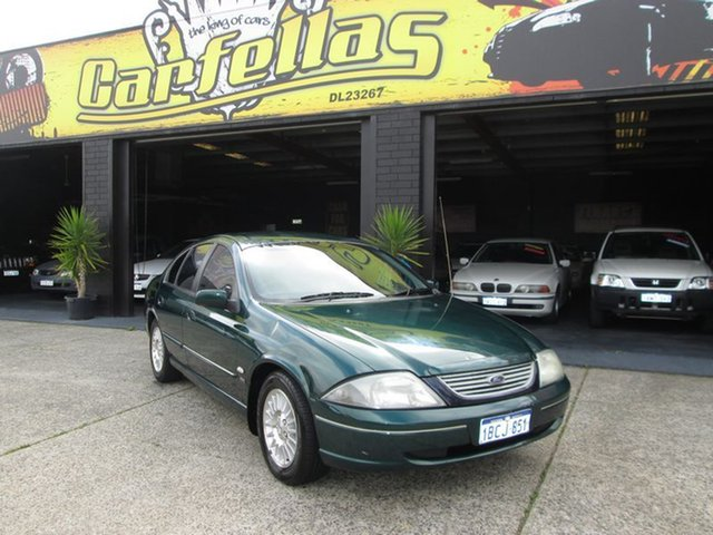 Used Ford Falcon Futura, O'Connor, 2002 Ford Falcon Futura Sedan