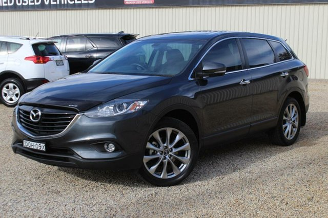 Used Mazda CX-9 Luxury (FWD), Bathurst, 2013 Mazda CX-9 Luxury (FWD) Wagon