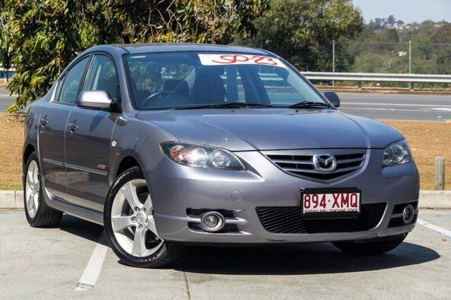Used Mazda 3 SP23, Moorooka, Brisbane, 2004 Mazda 3 SP23 Sedan
