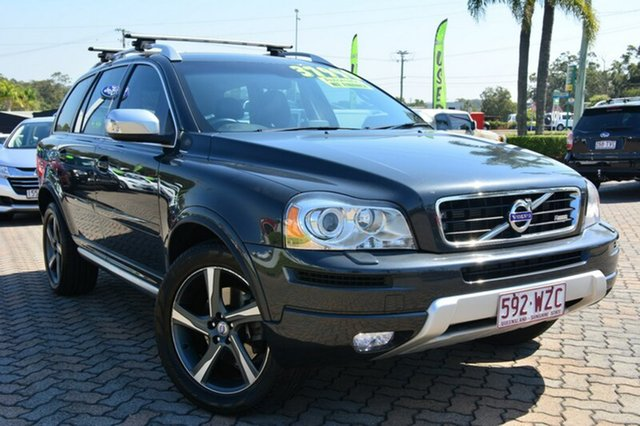 Discounted Used Volvo XC90 D5 Geartronic R-Design, Southport, 2012 Volvo XC90 D5 Geartronic R-Design SUV