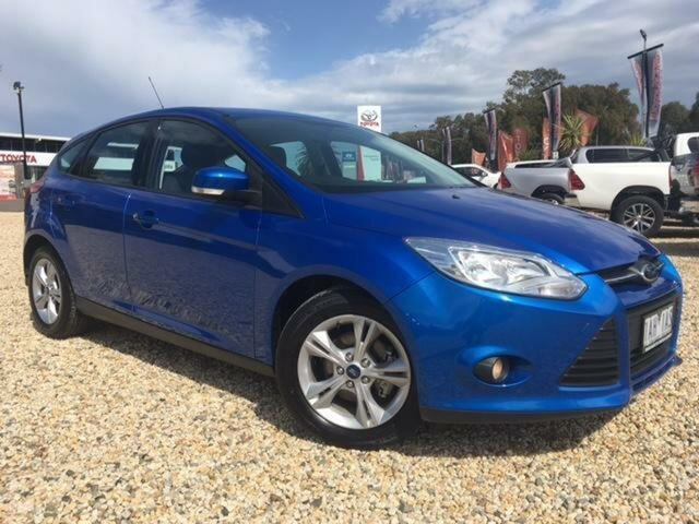 Used Ford Focus Trend, Wangaratta, 2013 Ford Focus Trend Hatchback