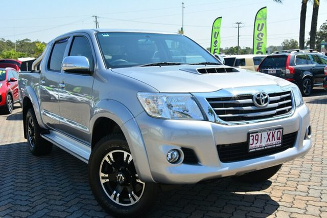 Discounted Used Toyota Hilux SR5 Double Cab, Southport, 2015 Toyota Hilux SR5 Double Cab Utility
