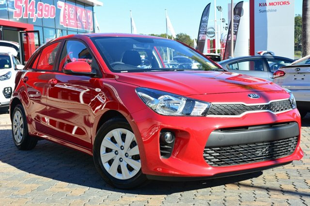 Discounted Demonstrator, Demo, Near New Kia Rio S, Southport, 2017 Kia Rio S Hatchback
