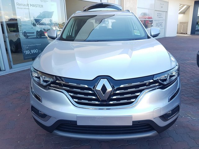 Discounted Demonstrator, Demo, Near New Renault Koleos Intens X-tronic, Warwick Farm, 2017 Renault Koleos Intens X-tronic SUV