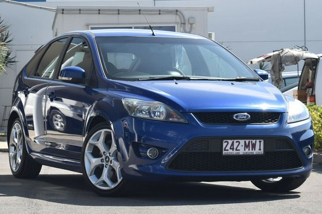 Used Ford Focus XR5 Turbo, Toowong, 2009 Ford Focus XR5 Turbo Hatchback