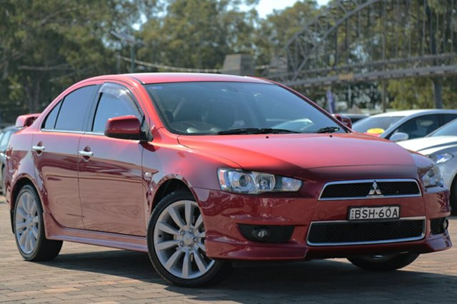 Used Mitsubishi Lancer Aspire, Warwick Farm, 2010 Mitsubishi Lancer Aspire Sedan