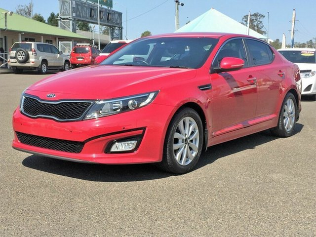Used Kia Optima SI, Wacol, 2014 Kia Optima SI Sedan