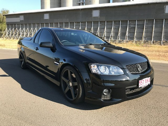 Discounted Used Holden Commodore SS-V Redline Edition, 2010 Holden Commodore SS-V Redline Edition Utility