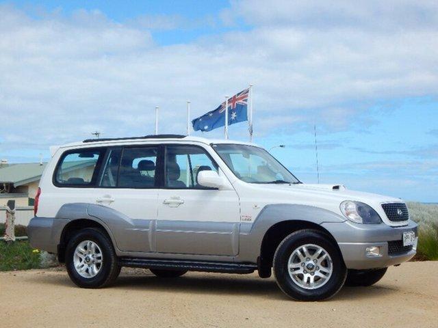 Used Hyundai Terracan SLX, Reynella, 2006 Hyundai Terracan SLX Wagon