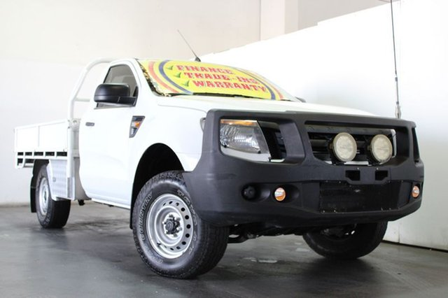 Used Ford Ranger XL 3.2 (4x4), Underwood, 2012 Ford Ranger XL 3.2 (4x4) Cab Chassis