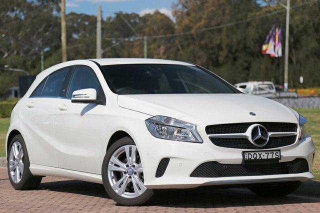 Discounted Used Mercedes-Benz A180 D-CT, Warwick Farm, 2016 Mercedes-Benz A180 D-CT Hatchback