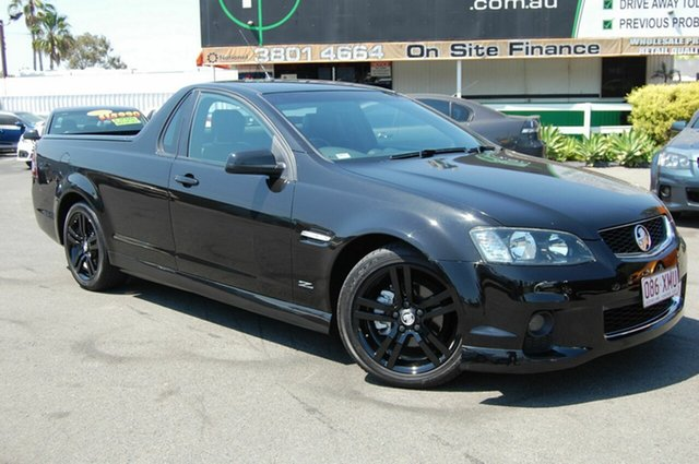Used Holden Commodore SV6 Z-Series, Loganholme, 2013 Holden Commodore SV6 Z-Series Utility