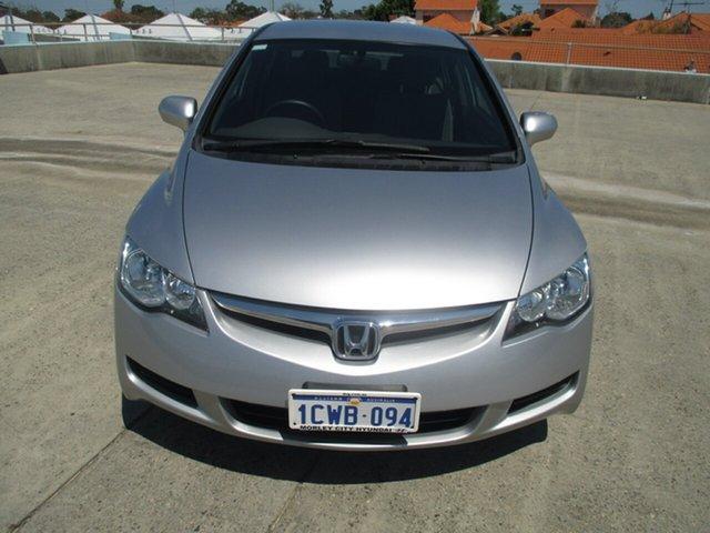 Used Honda Civic, Victoria Park, 2008 Honda Civic Sedan