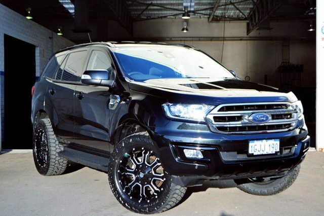 Discounted Used Ford Everest Trend 4WD, Midland, 2016 Ford Everest Trend 4WD Wagon