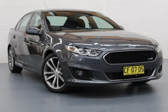 Used Ford Falcon XR6, Cardiff, 2015 Ford Falcon XR6 Sedan