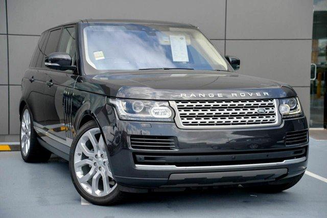 New Land Rover Range Rover TDV6 Vogue, Springwood, 2017 Land Rover Range Rover TDV6 Vogue Wagon
