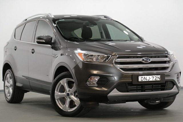 Used Ford Escape Trend AWD, Narellan, 2017 Ford Escape Trend AWD SUV