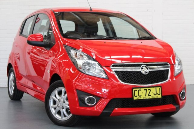 Used Holden Barina Spark CD, Cardiff, 2014 Holden Barina Spark CD Hatchback