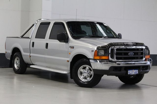 Used Ford F250 XLT, Bentley, 2006 Ford F250 XLT Crew Cab Pickup