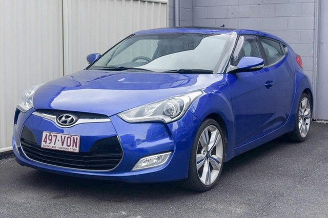 Used Hyundai Veloster Coupe D-CT, Southport, 2011 Hyundai Veloster Coupe D-CT Hatchback