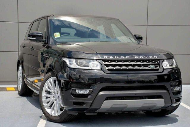 New Land Rover Range Rover Sport TdV6 CommandShift SE, Springwood, 2017 Land Rover Range Rover Sport TdV6 CommandShift SE Wagon