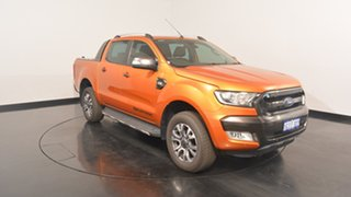 Used Ford Ranger Wildtrak Double Cab, Welshpool, 2017 Ford Ranger Wildtrak Double Cab Utility.