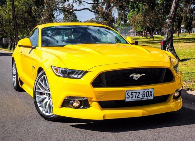 Demonstrator, Demo, Near New Ford Mustang GT Fastback SelectShift, Cheltenham, 2017 Ford Mustang GT Fastback SelectShift Fastback