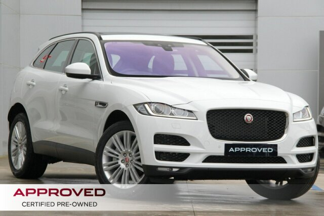 Discounted Used Jaguar F-PACE 30d AWD Prestige, Gardenvale, 2017 Jaguar F-PACE 30d AWD Prestige Wagon
