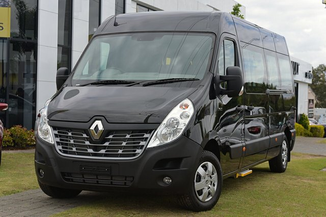 Discounted Demonstrator, Demo, Near New Renault Master Mid Roof LWB AMT, Southport, 2017 Renault Master Mid Roof LWB AMT Bus
