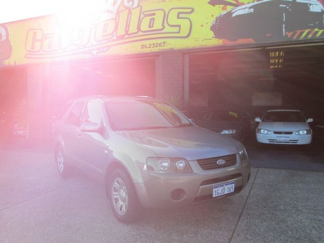 Used Ford Territory TX, O'Connor, 2005 Ford Territory TX Wagon