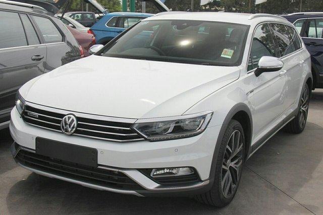 New Volkswagen Passat Alltrack DSG 4MOTION Wolfsburg Edition, Indooroopilly, 2018 Volkswagen Passat Alltrack DSG 4MOTION Wolfsburg Edition Wagon