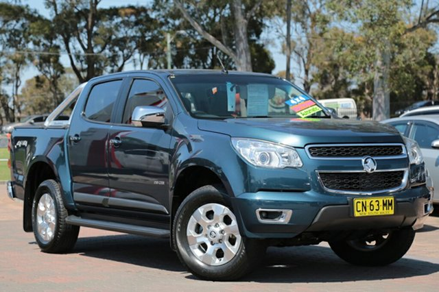 Used Holden Colorado LTZ Crew Cab, Southport, 2012 Holden Colorado LTZ Crew Cab Utility