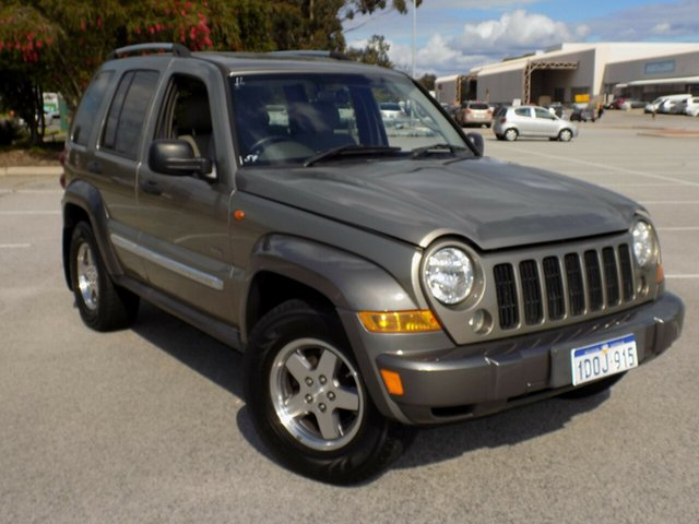 Discounted Used Jeep Cherokee 65th Anniversary, Maddington, 2006 Jeep Cherokee 65th Anniversary Wagon