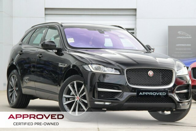 Discounted Used Jaguar F-PACE 20d AWD R-Sport, Gardenvale, 2017 Jaguar F-PACE 20d AWD R-Sport Wagon